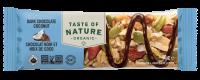 *Promocja* Baton Taste of Nature-40g-kokos/gorzka czekolada