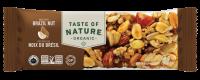 *Promocja* Baton Taste of Nature-40g-orzechy brazylijskie