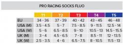 Compressport V2 Pro Racing Skarpety Fluo