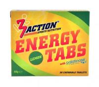 *Promocja* 3Action Energy Tabs - 1 x 20 tabletek