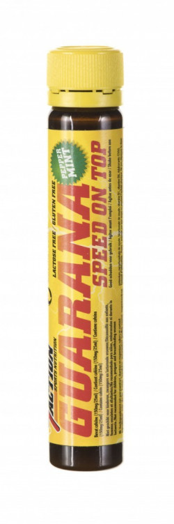 *Promocja* 3Action Guarana Shot - 25 ml - 9 + 1 gratis