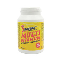 3Action Multi Vitamins - 90 tabletek