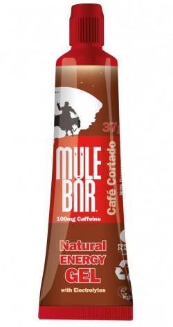 *Promocja*MuleBar Natural Energy Gel - Cafe Cortado - 1 x 37g