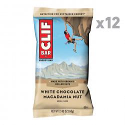 *Promocja* CLIF Bar - Baton Energetyczny 12 x 68g