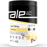 ALE Whey Vanilla 600g - białko serwatkowe