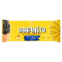Bananito Bananito Dark Chocolate & Almond Crush 1 x 40 g