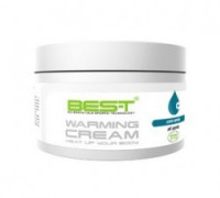 *Promocja* BES-T Warming Cream - Fire Up - 250 ml