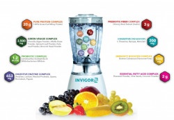 INVIGOR8 Superfood shake - 12 x 43g