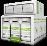 BES-T Mini Pack - 3 x 20 ml