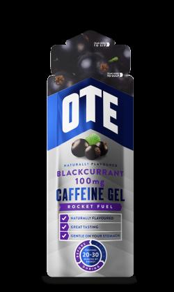 *Promocja* OTE Energy Gel + Caffeine - 5 + 1 gratis
