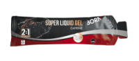 Born Super Liquid Gel Cappuccino + Caffeine 2:1 Glucose - 1 x 55 ml
