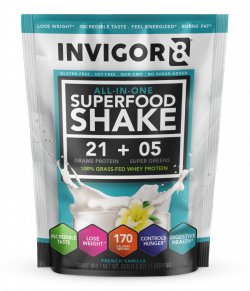1 Porcja - INVIGOR8 Superfood shake - 43g