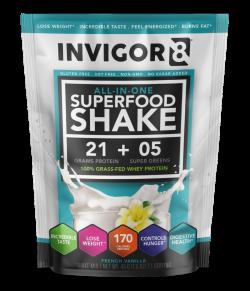 1 Porcja - INVIGOR8 Superfood shake - 43g