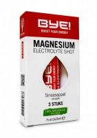 BYE Magnesium Electrolyte Shot - 1 x 25 ml
