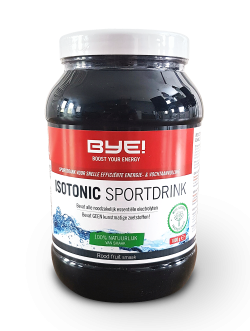 BYE! Isotonic Sportdrink + BYE! Endurance Booster + BYE! Recovery Drink