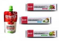 Promocja! Pakiet 9 BYE! Endurance Bar + 3 BYE! Pro Isotonic Gels