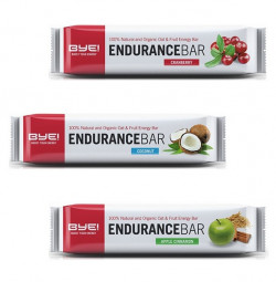 BYE! Endurance Bar - 2 + 1 Gratis