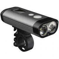 Lampa Ravemen PR-1200 LED Dual 1200 Lm Li-ion USB