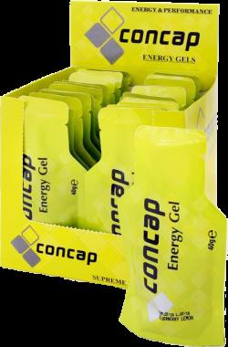 Concap Żel energetyczny - 24 x 40g
