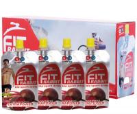 *Promocja* fitRABBIT - bio sport drink - 20 x 85 ml