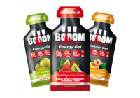 Pakiet BOOOM Energy Fruit Gel -6 owocowych żeli energetycznych Booom