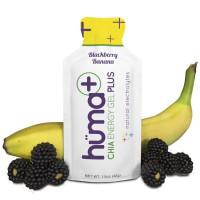 Hüma Chia Energy Gel PLUS - żel energetyczny Jeżyna i Banan
