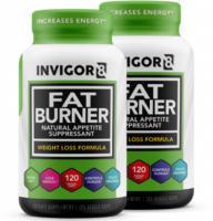 INVIGOR8 Fat Burner - 2x120 kapsułek