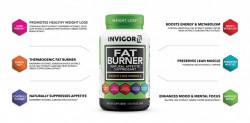 INVIGOR8 Fat Burner - 2x120 kapsułek