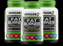 INVIGOR8 Fat Burner - 3x120 kapsułek