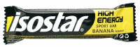 Isostar High Energy Bar - Banana - 1 x 40g