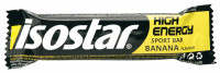 Isostar High Energy Bar - Banana - 30 x 40 gram