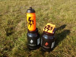 Lightning Isotonic + Carboloader + skarpetki + bidon