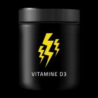 Lightning Witamina D3 - 90 kapsułek
