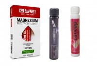 Pakiet 5 suplementów magnezu