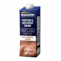 Maxim Protein & Recovery Drink - Ready to Drink - 15 x 250 ml