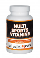 Qwin Multi Sports Vitamine - 60 tabletek