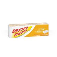 *Promocja*Dextro Energy Dextrose Sticks - Pomarańczowy - 2 x 47g