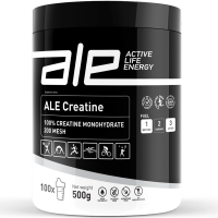 ALE Creatine Powder 500g (0,5 kg)