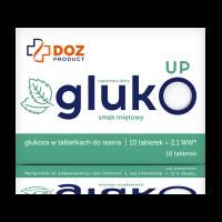 ALE GlukoUp, miętowe tabletki do ssania, 10 szt