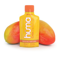 Hüma Chia Energy Gel - żel energetyczny o smaku mango