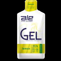 ALE Gel Żel energetyczny cytrynowy - 55,5g