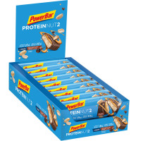 PowerBar Protein Nut2 Bar - 18 x 60g