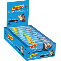 PowerBar Protein Plus 52% Bar - 24 x 50g