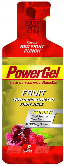Powerbar Fruit Gel - 1 x 40g