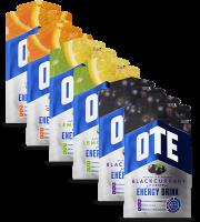 *Promocja* Pakiet OTE Energy Drink- 6 napojów energetycznych