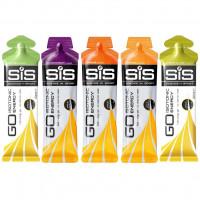 Pakiet SiS GO Isotonic Gel - 5 żeli energetycznych