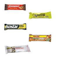Pakiet 5 batonów energetycznych (+1 gratis)