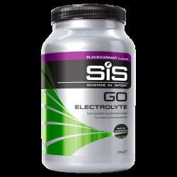 SiS Go Electrolyte - 1600g - czarna porzeczka