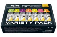 *Promocja* 2 + 1 Gratis - SIS GO Isotonic Energy Gel Variety Pack - 7 x 60ml