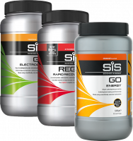 SiS GO Energy + SiS GO Electrolyte + SiS REGO Rapid Recovery